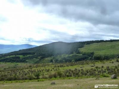 Peña Quemada-Ladera de Santuil; parque de cabañeros escapadas montaña sur de gredos coca segovia gru